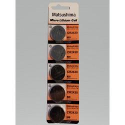Piles alcalines LR14 - C – 1,5V Duracell Plus (blister de 4)