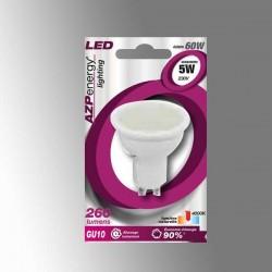 Ampoule LED GU10 5W 4000K