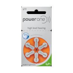 6 Piles acoustiques P13 Power One
