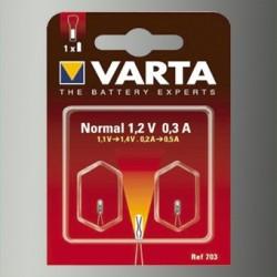 Ampoule pour torche Varta 703