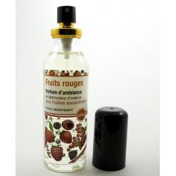 Parfum d'ambiance Jodor 33ml senteur fruits rouges