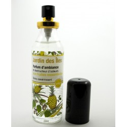 Parfum d'ambiance Jodor 33ml senteur jardin des îles
