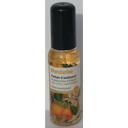Parfum d'ambiance Jodor 33ml senteur mandarine