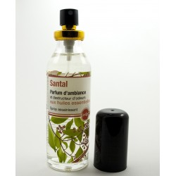 Parfum d'ambiance Jodor 33ml senteur santal