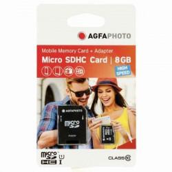 AGFA PHOTO Memory SD Card 8GB