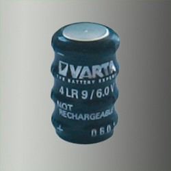 Pile électronique Varta 4V625U - 4LR9