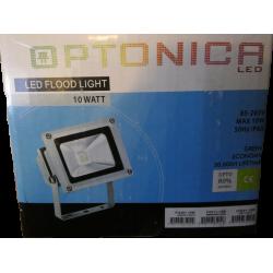 SPOT LED 10 W 6500° IP65 -  OPTONICA