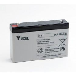 Pile industrielle Duracell 6LR61 - 9V à l'unité