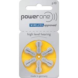 6 Piles acoustiques P10 Power One