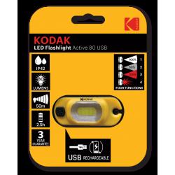 Lampe torche porte clés K3