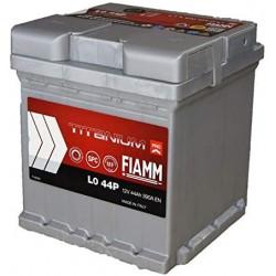 Batterie de démarrage - FIAMM TITANIUM PRO - L0