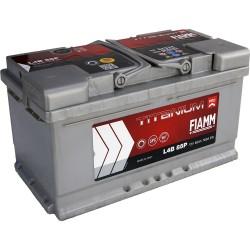 Batterie de démarrage - FIAMM TITANIUM PRO - L4B 85 Ah