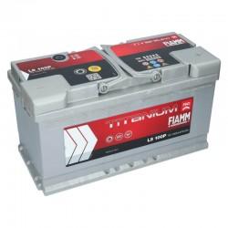 Batterie de démarrage - FIAMM TITANIUM PRO - L5 100 Ah