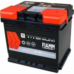Batterie de démarrage - FIAMM TITANIUM BLACK - L1 44Ah