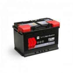 Batterie de démarrage - FIAMM TITANIUM BLACK - L3 70Ah