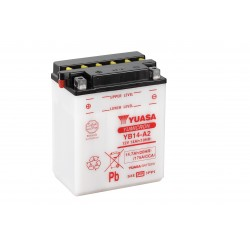 Batterie moto YUASA  YB14-A2