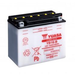 Batterie moto YUASA  YB16-B