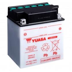 Batterie moto YUASA  YB30CL-B