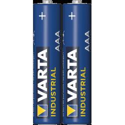 VARTA INDUSTRIAL LR03 - AAA en Film de 2 piles
