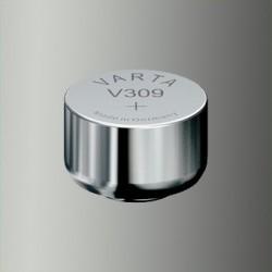 Pile de montre Varta V309, SR48, SR754SW